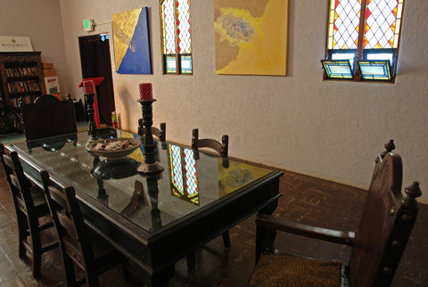 Sanctuary Conference Table